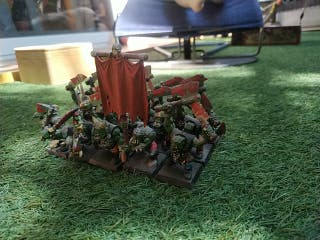 orcos Warhammer