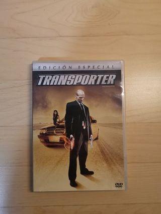 Película Dvd Transporter Edición Especial