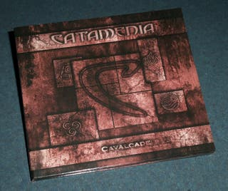 "CD Digipack CATAMENIA ""Cavalcade"" - ¡Como NUEVO!"
