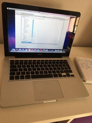 Ordenador portátil Apple MacBook