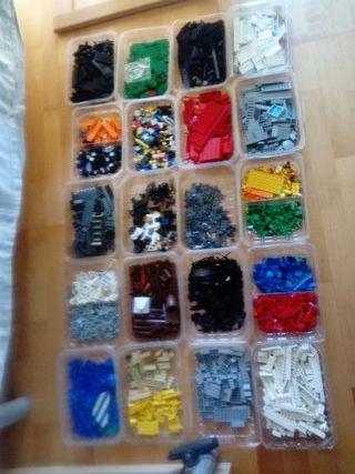 LEGO ladrillos y recambios