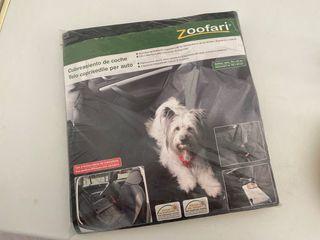 Protector asientos coche para perro