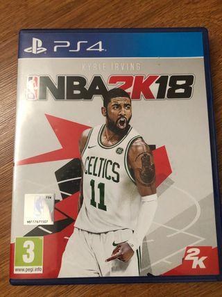NBA2K18 - PS4