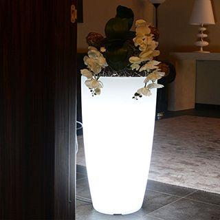 Muebles en polietileno con luz