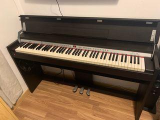 Piano digital eléctrico Eagletone Dpw100