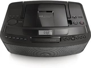 Philips AZ420. Reproductor de radio y CD portatil.