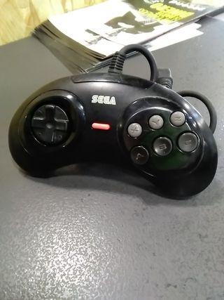 Mando 6 botones Mega Drive