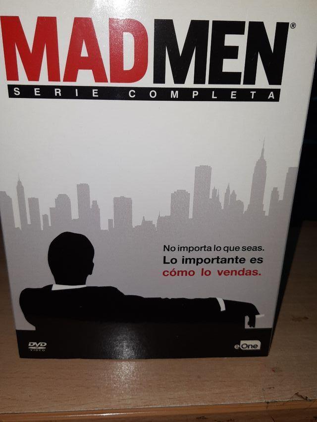Madmen serie completa DVD