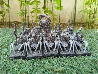 arañas goblins
