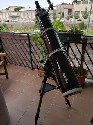 telescopio reflector 150 1200