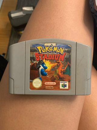 Pokémon Stadium para Nintendo 64
