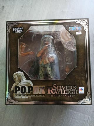 Figura POP One Piece - Silvers Rayleigh