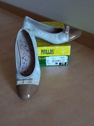 Bailarinas Pitillos. Número 38.
