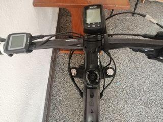 bici eléctrica e-bike doble suspensión