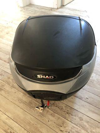 baul shad sh33 para moto