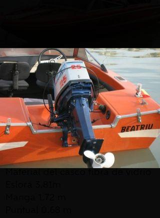 barca de recreo