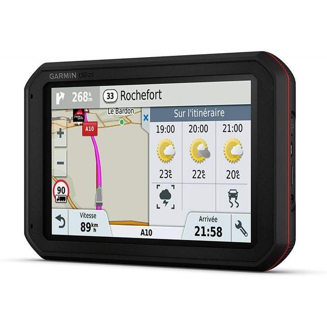GPS GARMIN ESPECIAL CAMIONES - NUEVO - REBAJAS