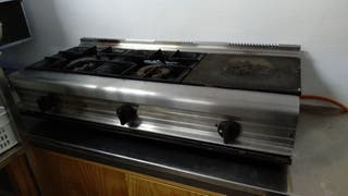 Cocina Industrial gran calidad (H-75)