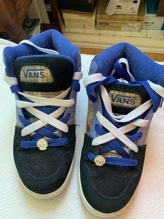 Zapatillas vans mujer