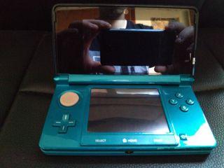 NINTENDO 3DS(AZUL)