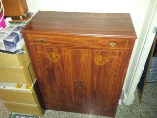 Mueble auxiliar zapatero recibidor consola entrada