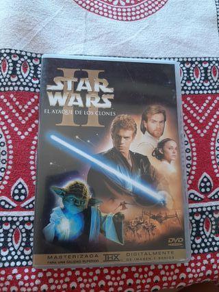 Star Wars El ataque de los clones