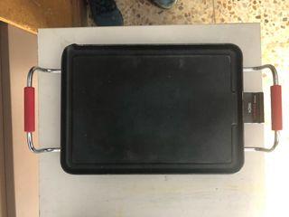 Plancha de cocina eléctrica Solac