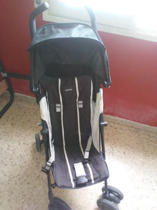 carrito de bebe marca Inglesina