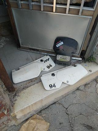 chapas Gilera surfer