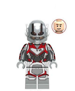 Ant Man AEG Minifigures Vengadores Compatible