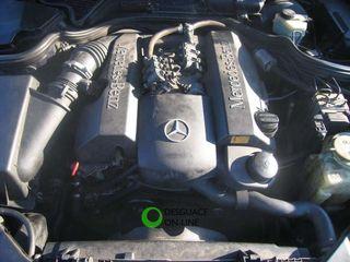 Motor Mercedes W210 2.4 170 Cv