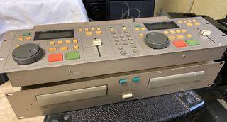 Reproductor CD doble DENON DN 2700 F