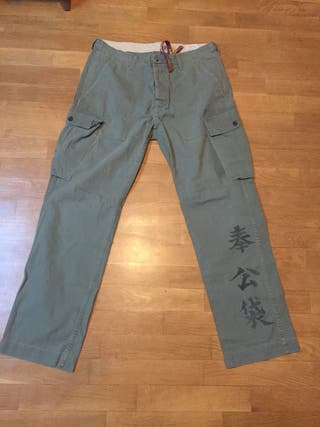 Monkey pants Marines WW2 USMC