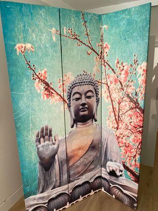Biombo Buda