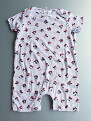 pijama pelele 24m Minnie NUEVO