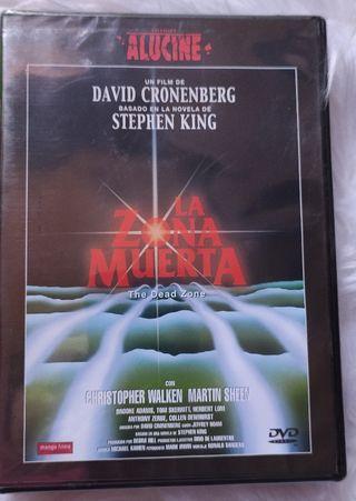 DVD La Zona Muerta (Stephen King)