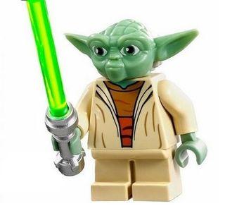 Yoda Minifigures Star Wars Compatible