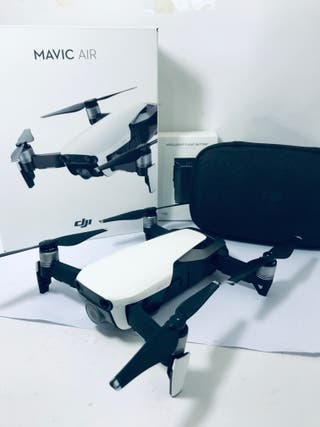 DRON DJI MAVIC AIR VIDEO 4K 12 MP HDR AUTONOMIA 20