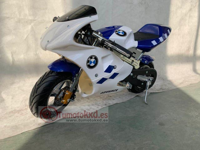 mini bike gasolina infantil 49cc