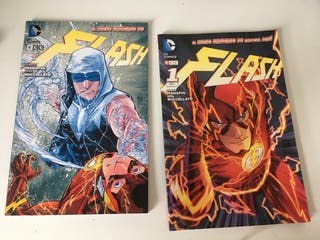 Cómics de Flash