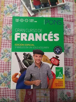 Curso Francés A1-B1 PONS
