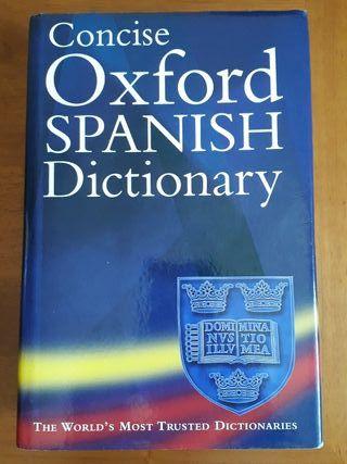 Diccionario español-inglés, inglés-español Oxford