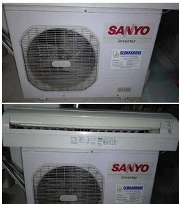 Aire acondicionado Sanyo