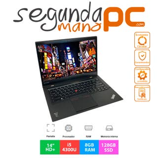 Lenovo ThinkPad X1 Carbon (2nd Gen) - Core i5-4300