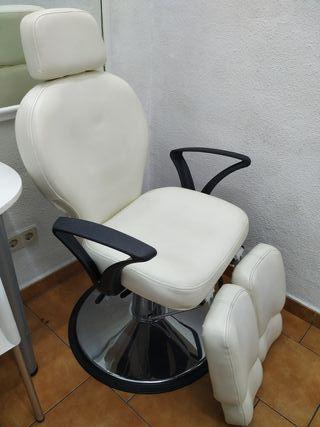 sillón pedicura