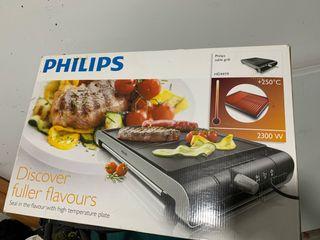 Plancha eléctrica Philips