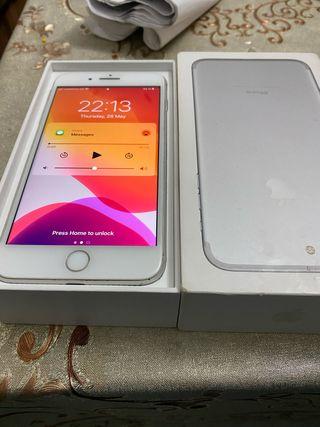 I phone 7 plus 32 gb caja e factura