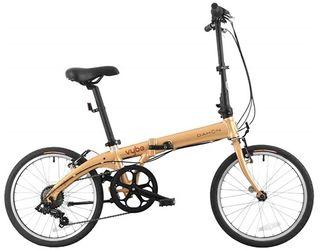 Bicicleta Dahon Vybe D7 gold