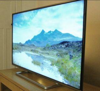"Television 48"" panasonic 3D"