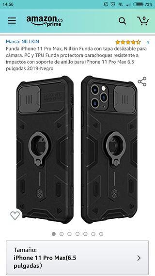 PRECINTADA Funda Nillkin Iphone 11 Pro MAX